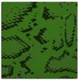 rug #1127291 | square light-green animal rug