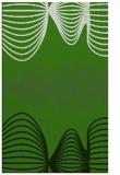 rug #1127359 |  green circles rug