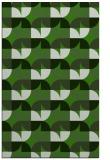rug #1127679 |  light-green circles rug