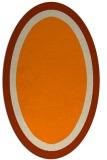 rug #112776 | oval borders rug
