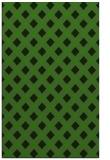 rug #1127779 |  light-green check rug