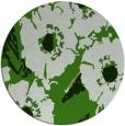 rug #1127823 | round light-green popular rug