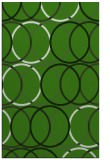 rug #1128159    light-green circles rug