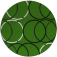 rug #1128163 | round light-green circles rug