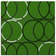 rug #1128171 | square light-green circles rug