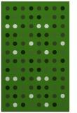 rug #1128199 |  green circles rug