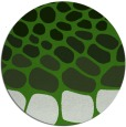 rug #1128263 | round light-green circles rug