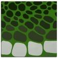 rug #1128271 | square green retro rug
