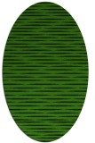 rug #1128515 | oval light-green popular rug