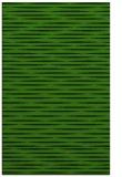 rug #1128519 |  green stripes rug