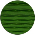 rug #1128523 | round light-green rug