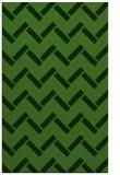 rug #1128539    green retro rug