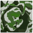 rug #1128631 | square light-green graphic rug