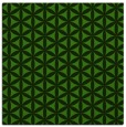 rug #1128751 | square light-green rug