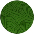 rug #1128823 | round green abstract rug