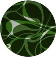 rug #1128904 | round retro rug