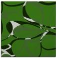 rug #1128911 | square green retro rug