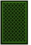 rug #1129019 |  light-green borders rug