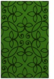 rug #1129339 |  light-green damask rug