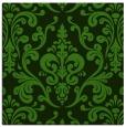 rug #1129411 | square light-green traditional rug