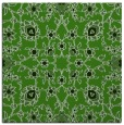 rug #1129431 | square light-green traditional rug