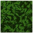 rug #1129491 | square light-green popular rug