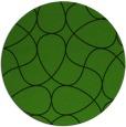 rug #1129544 | round graphic rug