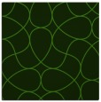 rug #1129551 | square light-green stripes rug