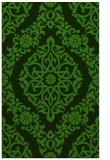 rug #1129599 |  light-green popular rug