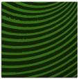rug #1129631 | square light-green stripes rug