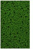 rug #1129639 |  light-green damask rug