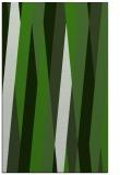 rug #1129659 |  light-green abstract rug