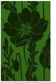 rug #1129699 |  light-green graphic rug