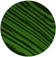 rug #1129763 | round green abstract rug