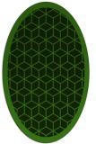 rug #1129916 | oval popular rug