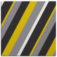 rug #1130259 | square white stripes rug