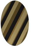 rug #1130325   oval stripes rug