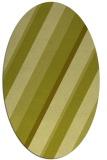 rug #1130640 | oval stripes rug