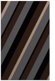 rug #1130683    black stripes rug