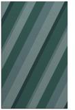 rug #1130743 |  blue-green stripes rug
