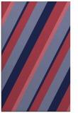 rug #1130763    pink stripes rug