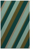 rug #1130783 |  brown stripes rug