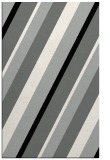 rug #1130815 |  black stripes rug