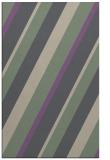 rug #1130855 |  purple stripes rug
