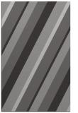 rug #1130891 |  orange stripes rug