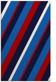 rug #1130927    red stripes rug