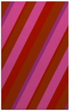 rug #1130939 |  red stripes rug