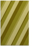 rug #1131007 |  light-green stripes rug