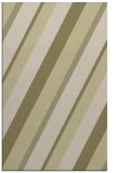 rug #1131011 |  light-green stripes rug