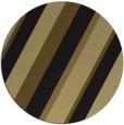rug #1131061 | round stripes rug